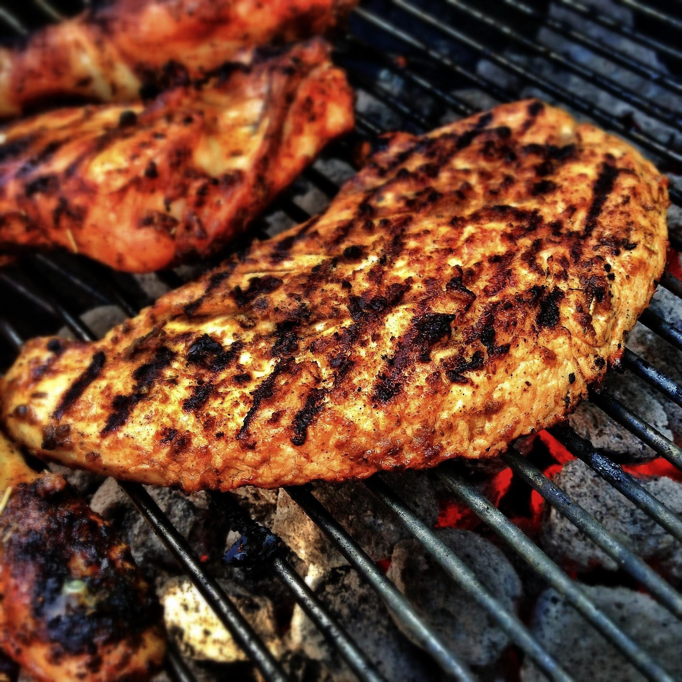 American Barbecue im Schützenheim